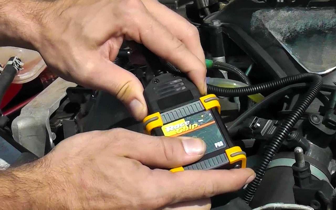 Перепрошивка двигателя: что она даст ичем грозит— фото 810708