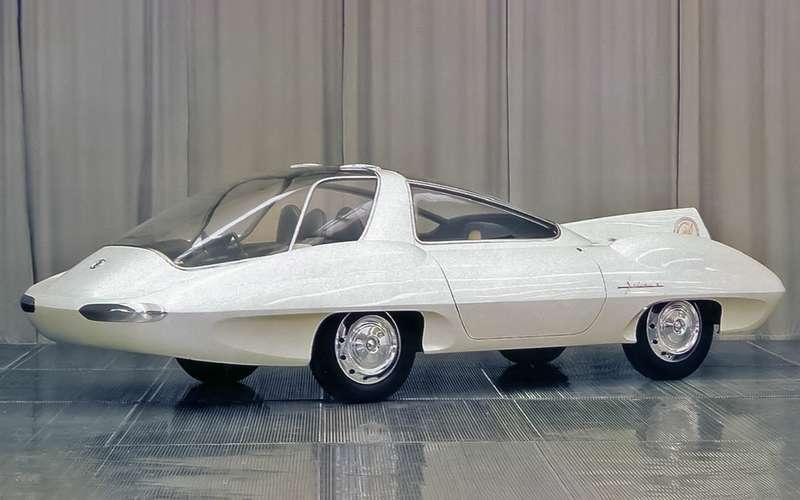 Ghia Selene II (1962)