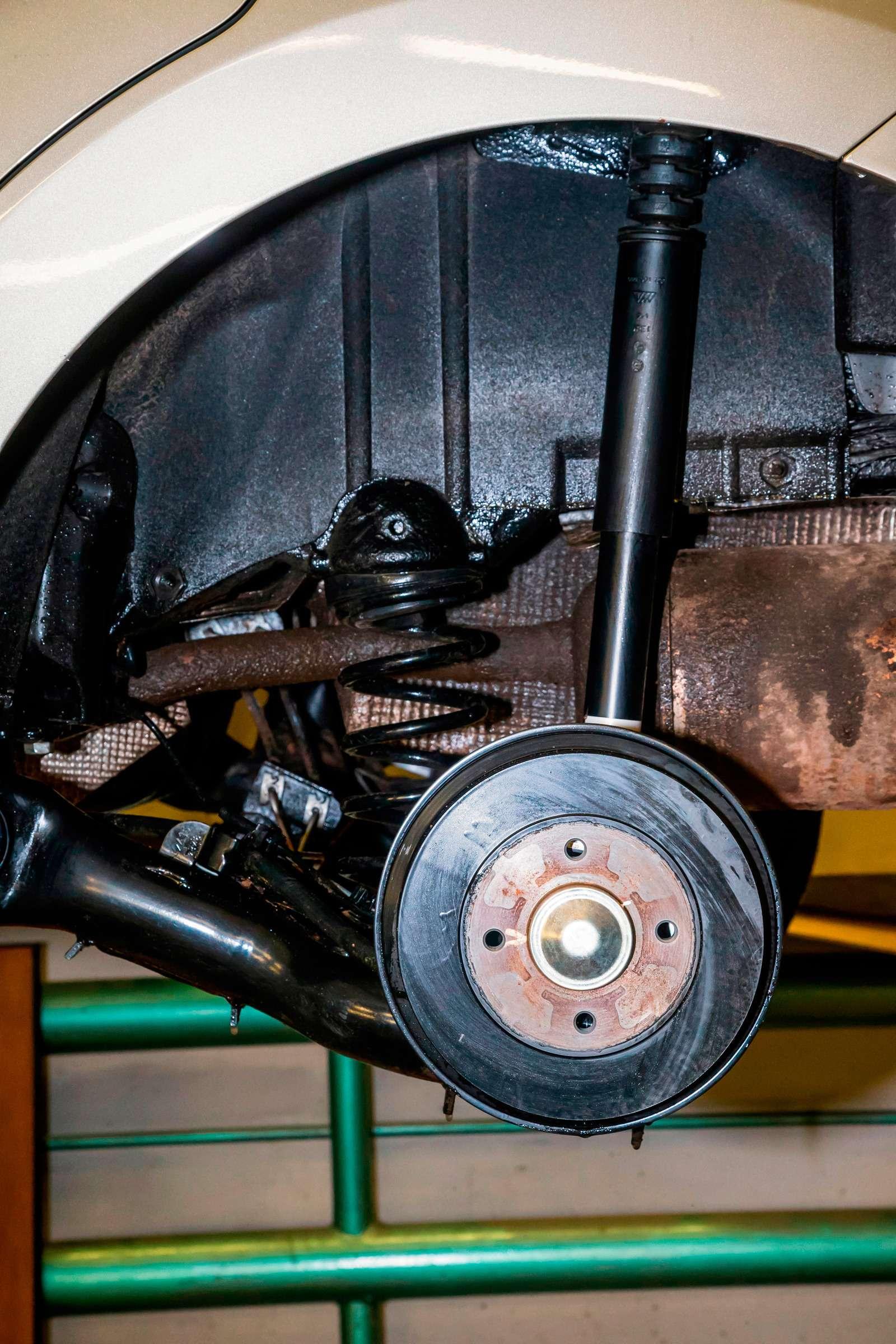 Экс-таз: как Lada XRAY показал себя втесте наремонтопригодность— фото 568487