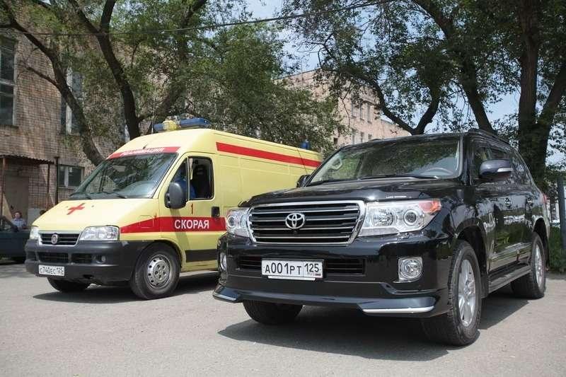 ambulance Primorie