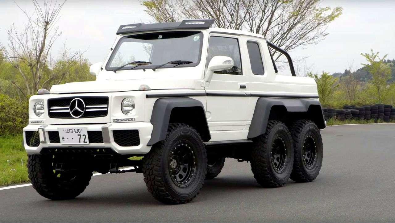 Неверь своим глазам: Suzuki Jimny превратился в…Mercedes-Benz G-класса