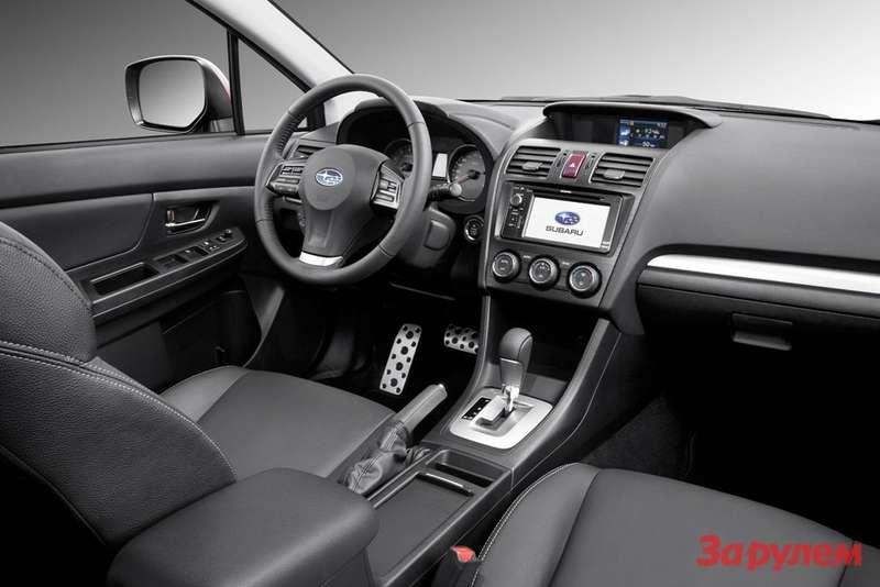Subaru Impreza sedan 2012_06