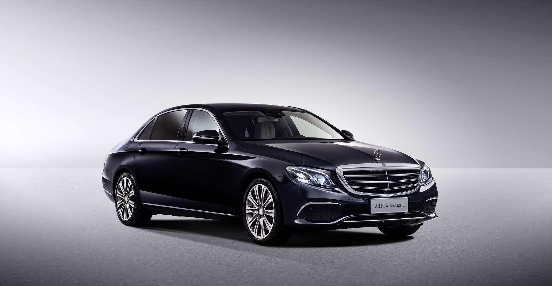 Дело остиле исантиметрах: Mercedes-Benz E-класса растянулся совкусом— фото 580056