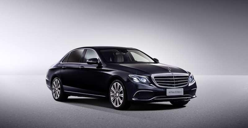 Дело остиле исантиметрах: Mercedes-Benz E-класса растянулся совкусом