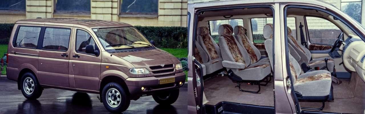 Неизвестная история УАЗа Патриот: как его придумали наВАЗе— фото 1060418