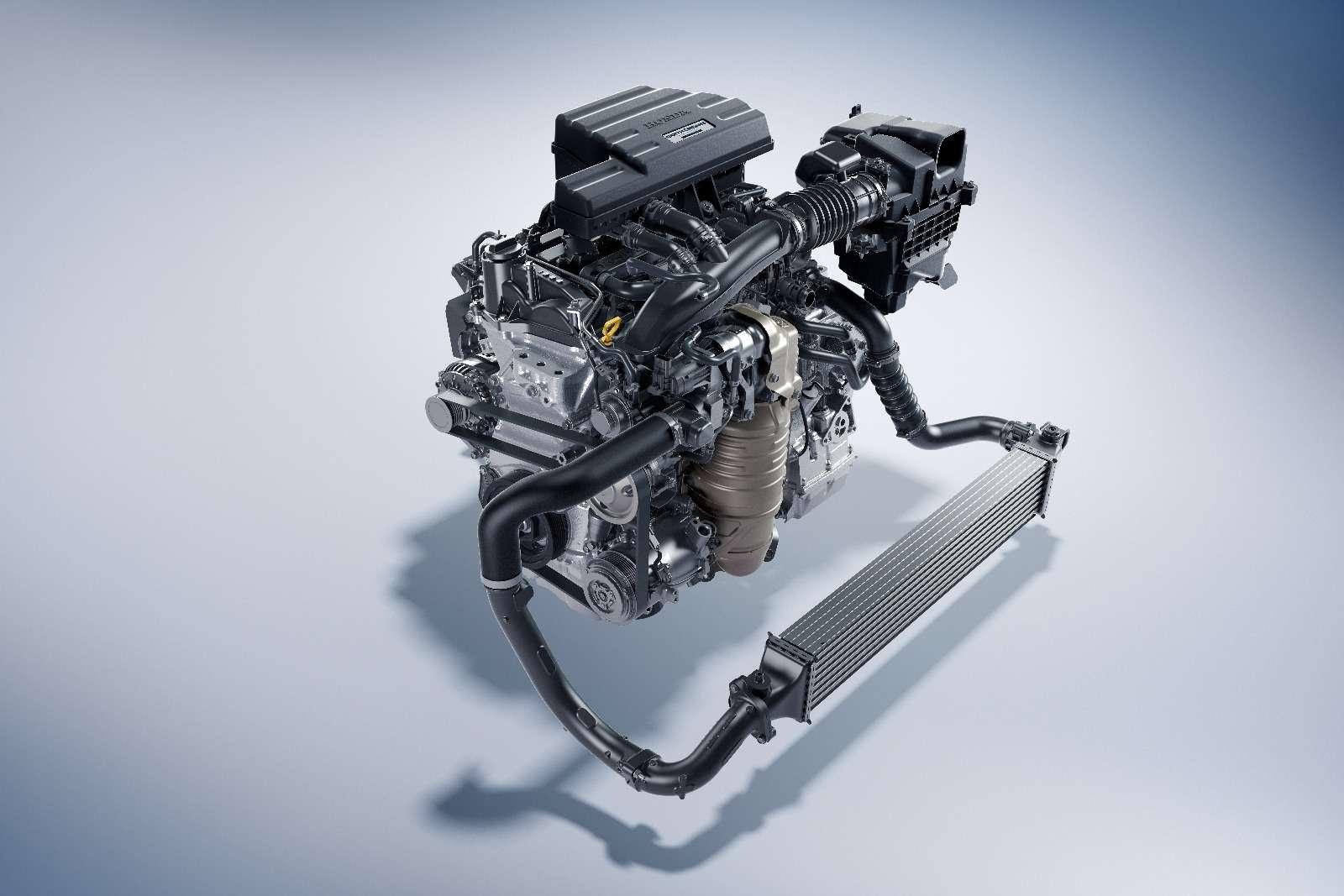 Виртуальный пинок: Honda представила кроссовер CR-V пятого поколения— фото 648583