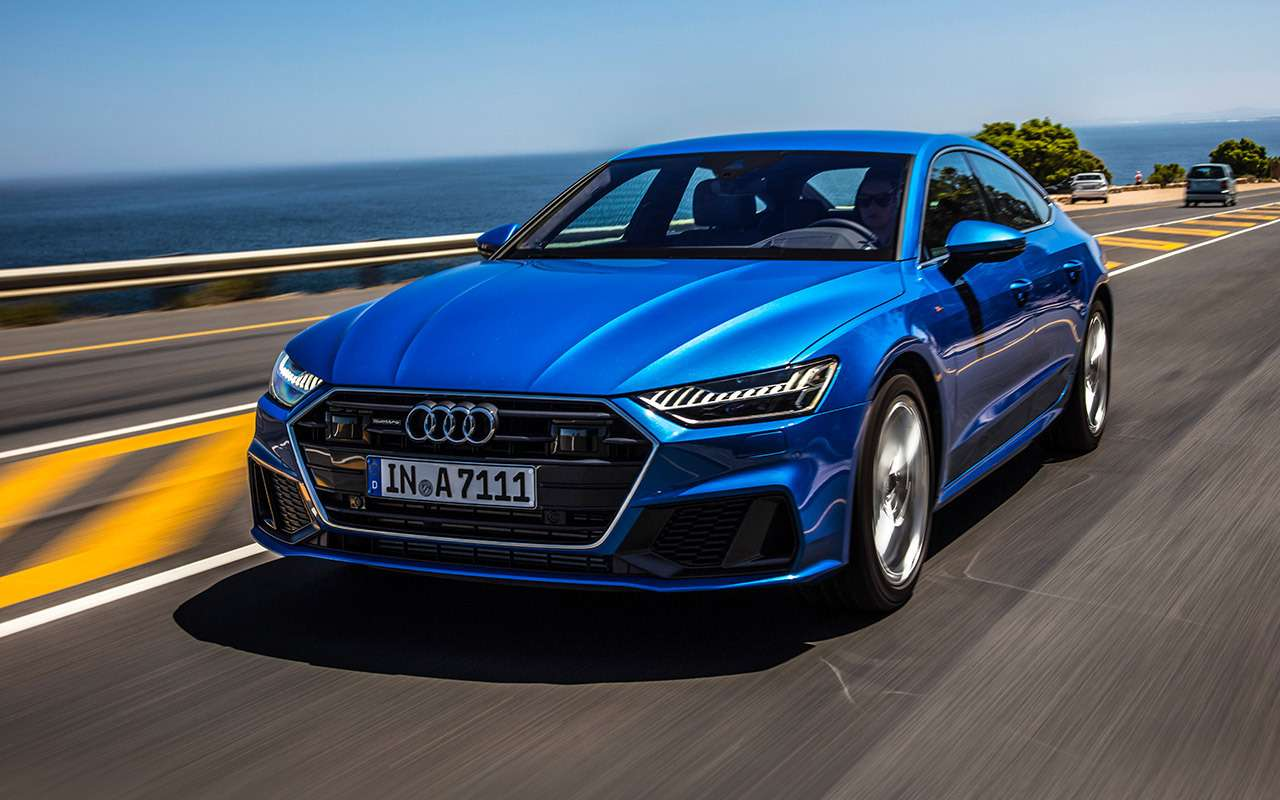 Audi A7Sportback— тест-драйв-искушение— фото 863170
