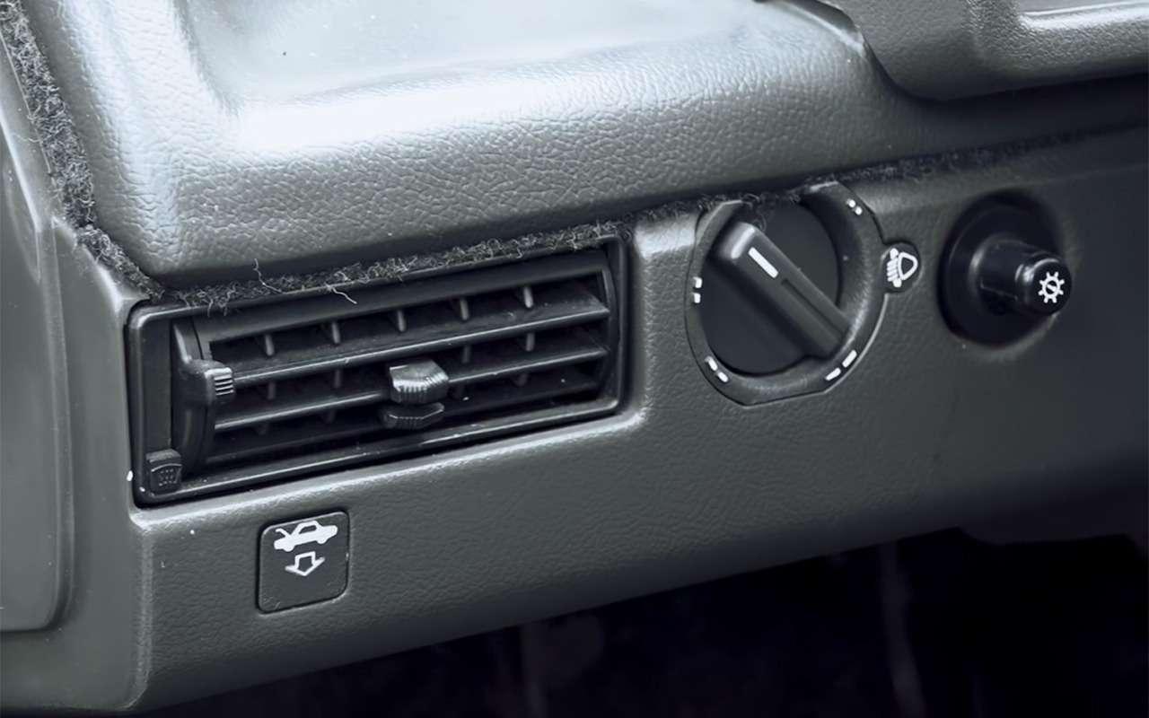 Тасамая реэкспортная Lada Samara: тест машины-мечты из90-х— фото 1020764