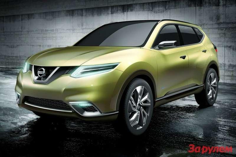 Nissan HiCross Concept 2012 1600x1200 wallpaper 01