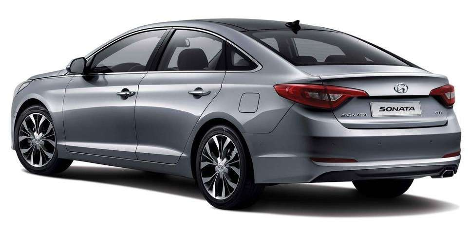 Новый Hyundai Sonata