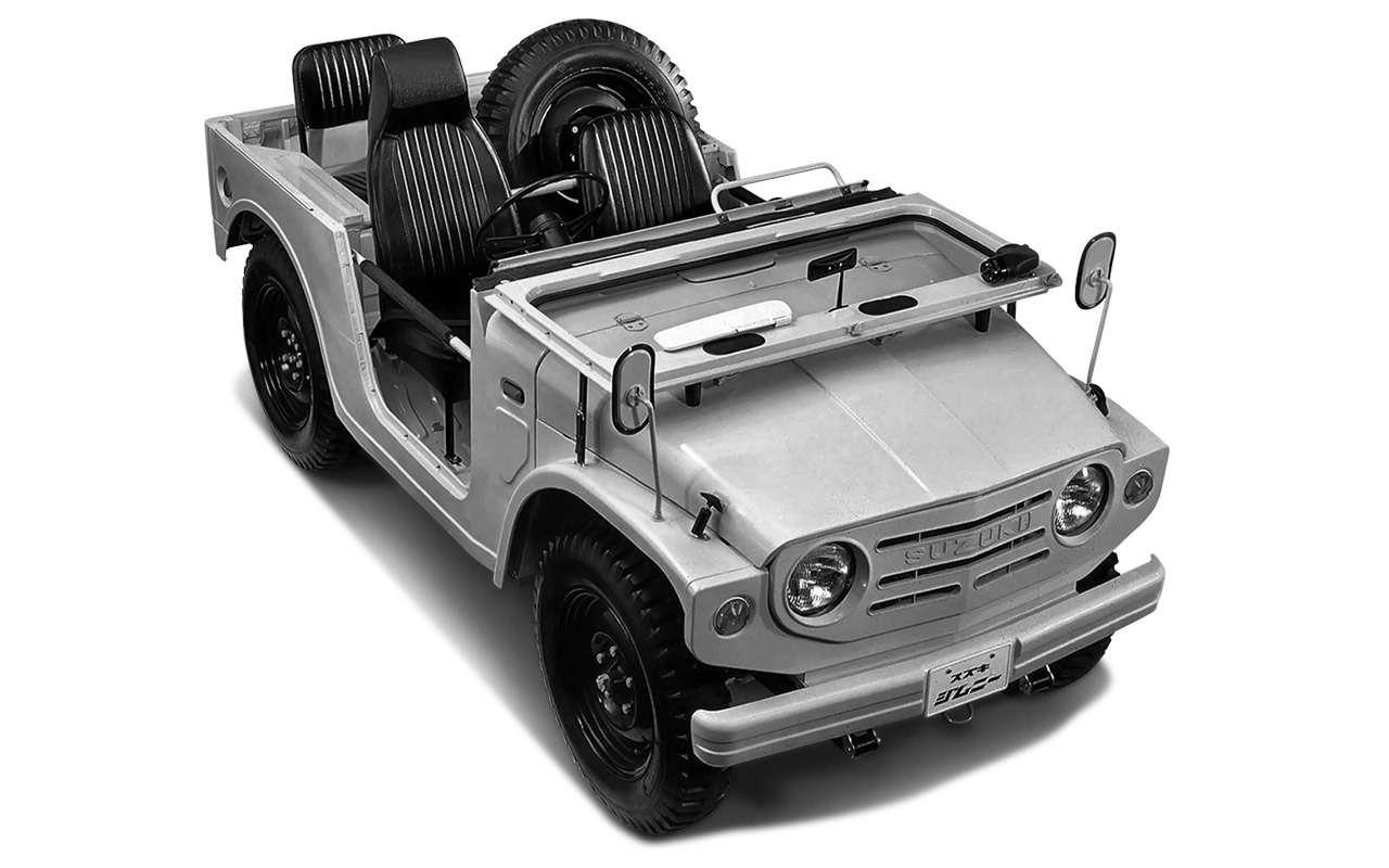 Новый Suzuki Jimny: все его изменения— фото 1007954