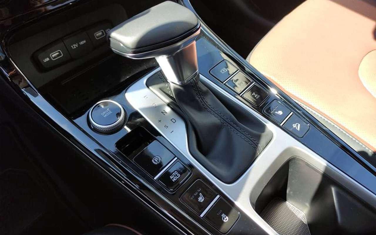 Новая Hyundai Creta дляРоссии: премьера ипервые фото— фото 1254452