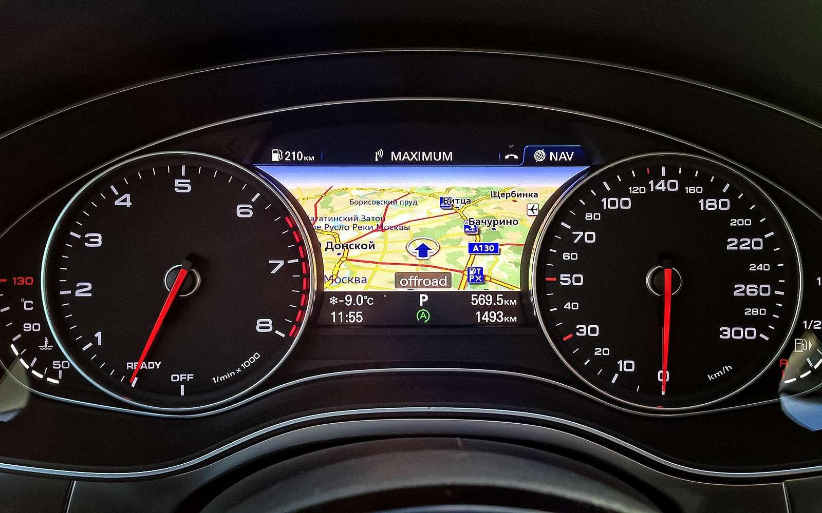 Audi A6: пора напенсию?— фото 711227