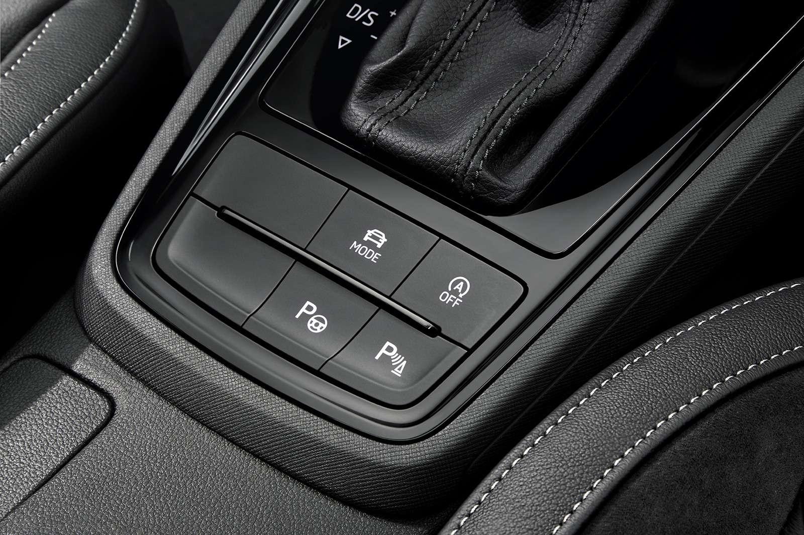 Skoda рассекретила интерьер своей новой модели— фото 927223