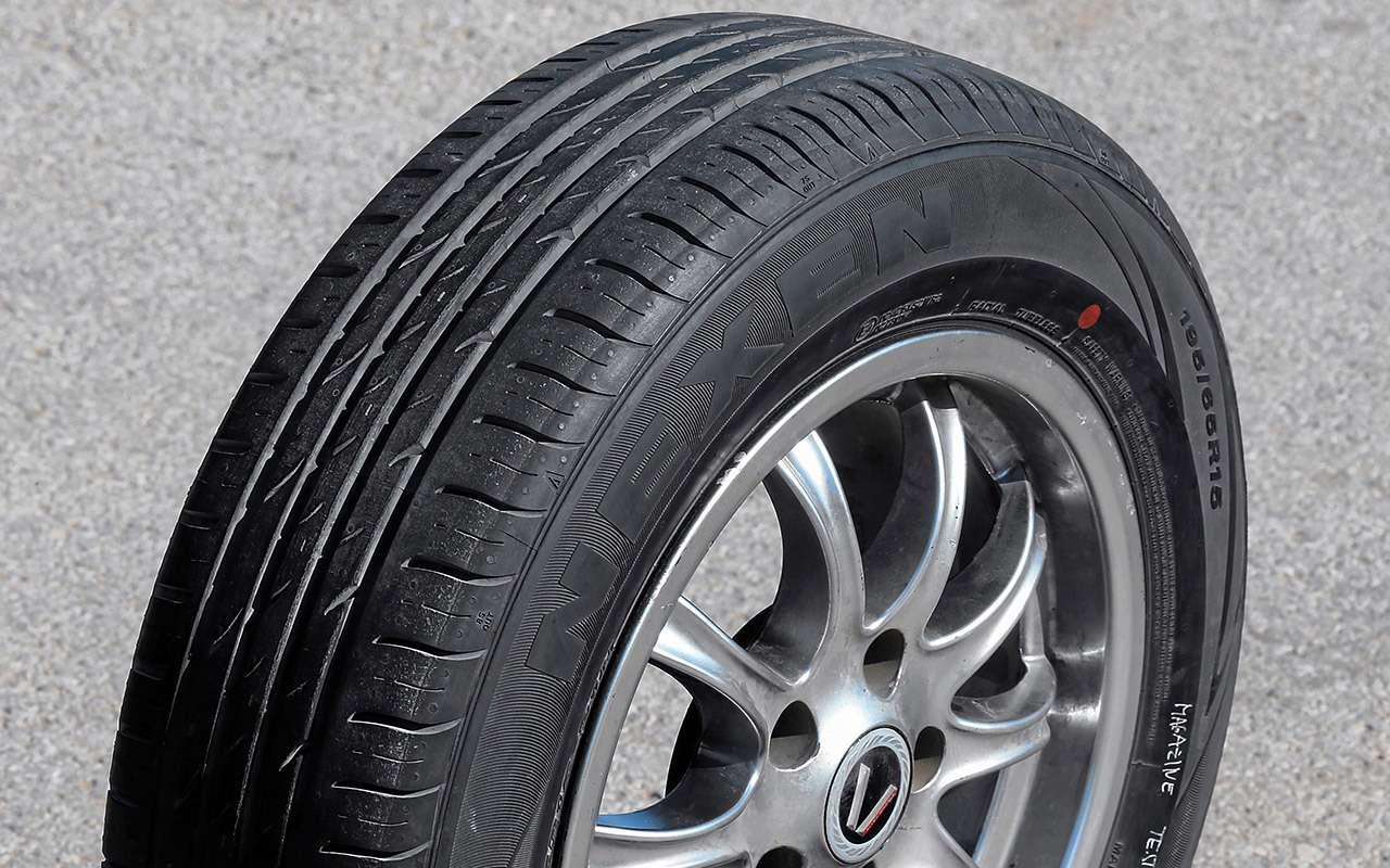 Летние 15-дюймовые шины— большой тест «Зарулем»— фото 1096829