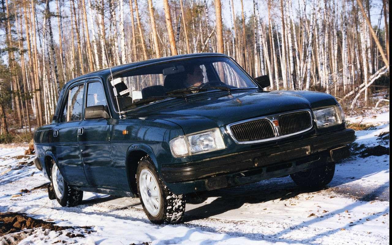 14советских автомобилей сдизелем— почему ихотнас скрывали— фото 954441