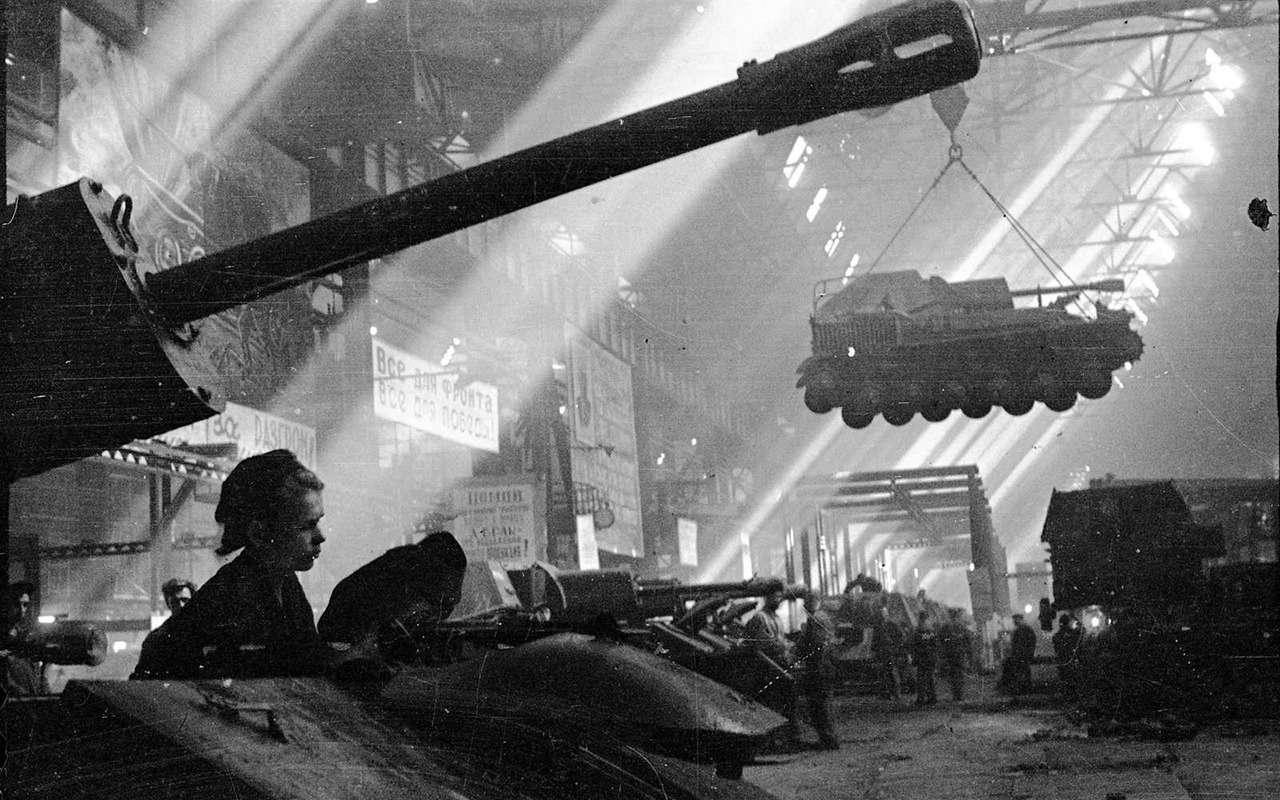 Самая массовая самоходка СССР: лучшая подруга пехоты— фото 916741