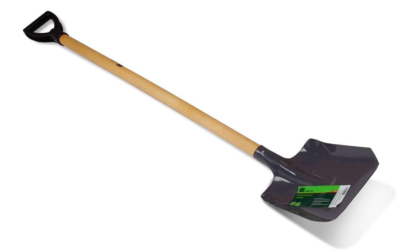 Васеще незавалило снегом? Экспертиза лопат!— фото 1206046
