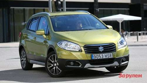 01 SX4 S CROSS Dynamic