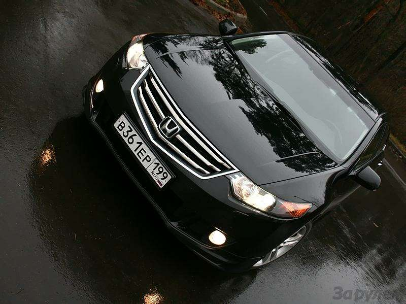 Тест Honda Accord Type-S: Разум или чувства (ВИДЕО)— фото 5863