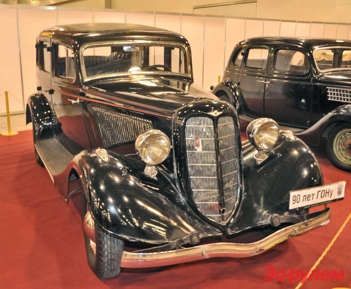 ГАЗ-М1(1936-1941 г.в.)
