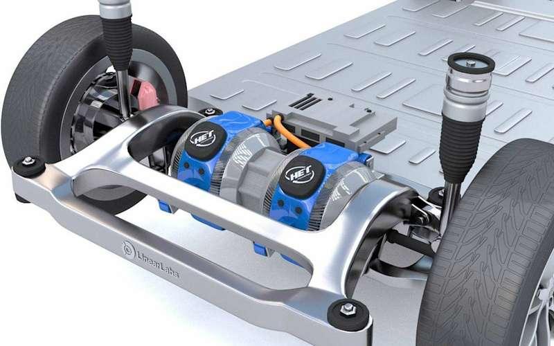 Придуман «турбомотор» дляэлектромобилей: момент вырос в2-3 раза