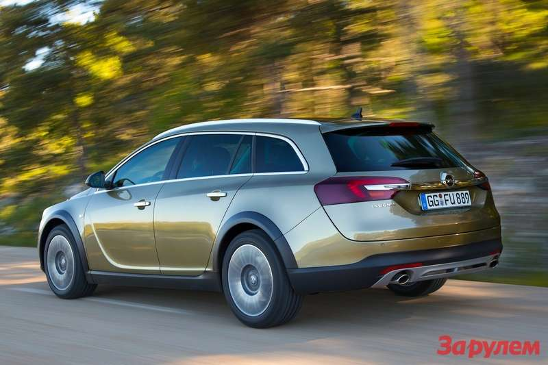 Opel Insignia Country Tourer 2014 1600x1200 wallpaper 07