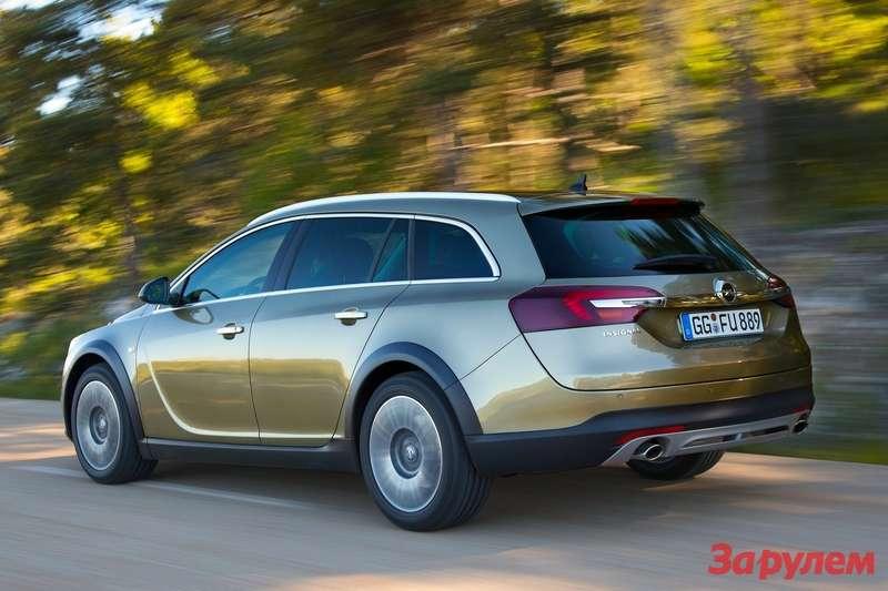 Opel Insignia Country Tourer 2014 1600x1200 wallpaper 07