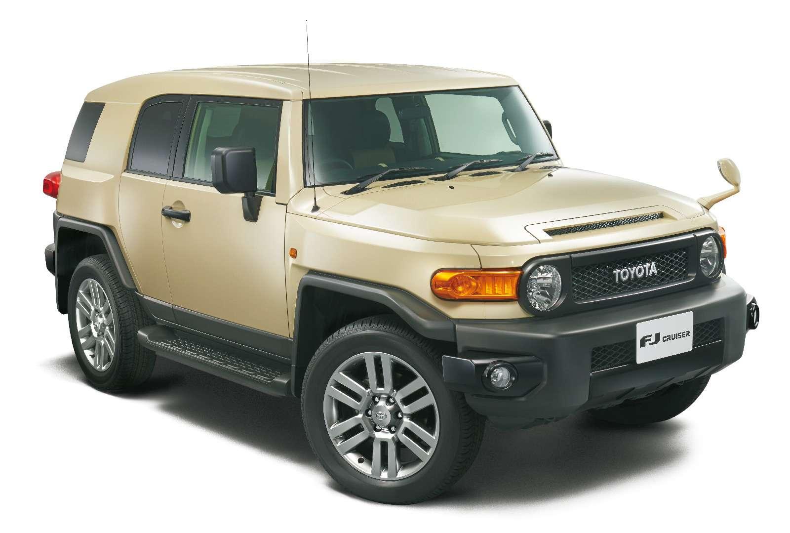Toyota прощается слюбимым внедорожником Артемия Лебедева— фото 794261