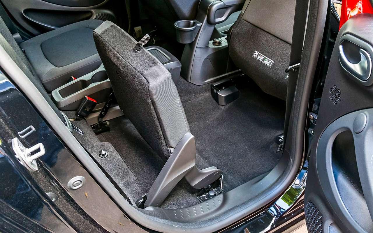 Большой тест маленьких хэтчбеков: Kia Picanto, Datsun mi-DO иSmart ForFour— фото 796025