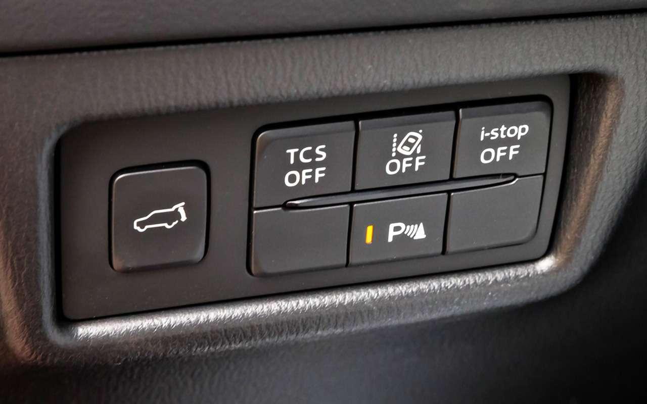 Чейполный привод круче— Ford Kuga или Mazda CX-5?— фото 825751