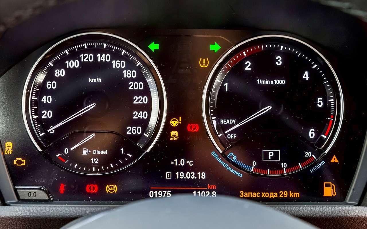 BMWX2и три вуме: большой тест компактного премиума— фото 868478