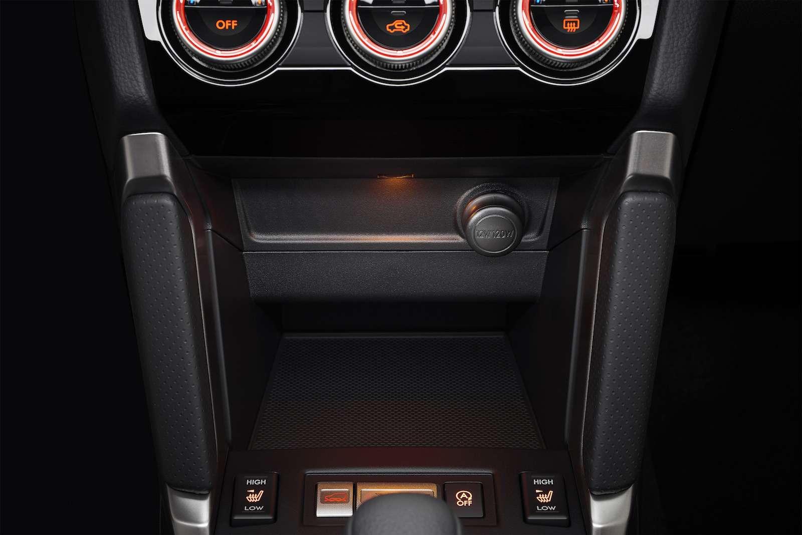 Обновленный  Subaru Forester: тише едешь...— фото 594325