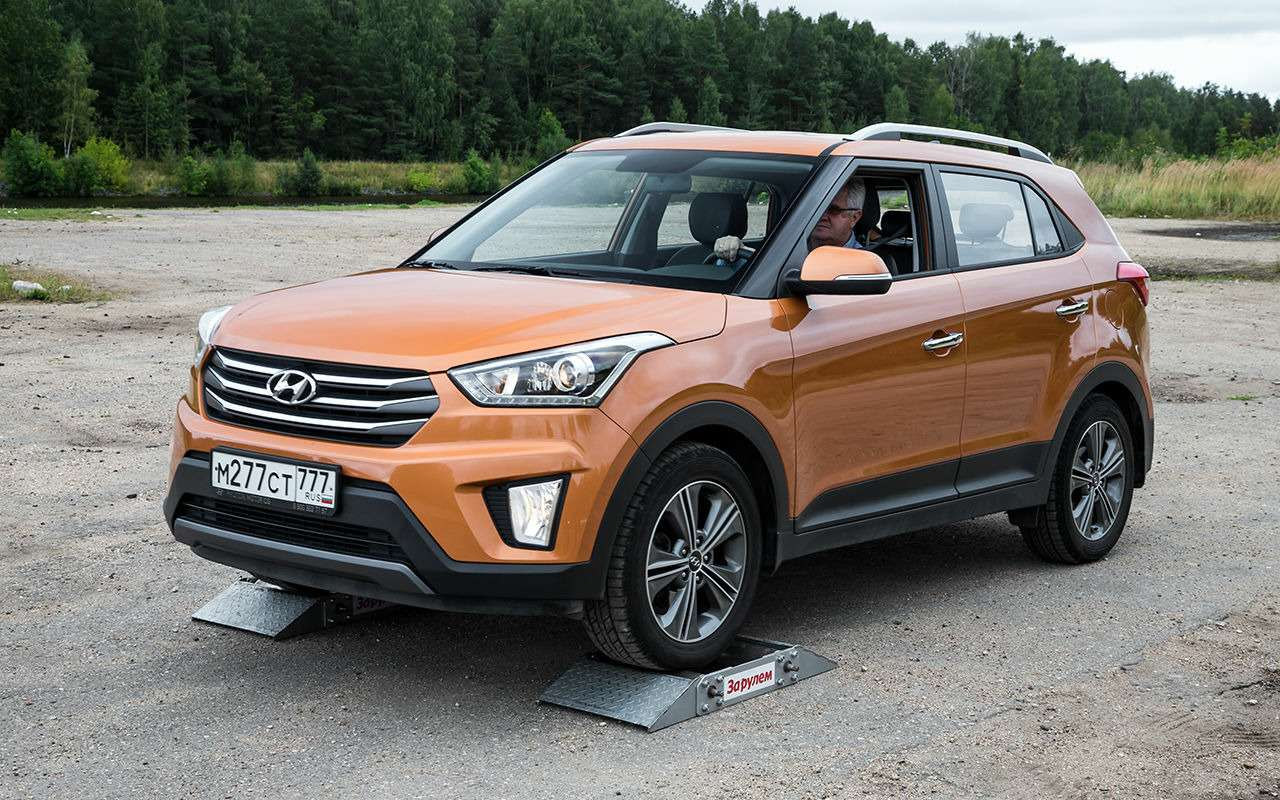 Hyundai Creta: все еенеисправности— фото 982931