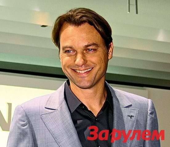 Лоренс ван дер Акер, главный дизайнер «Рено».