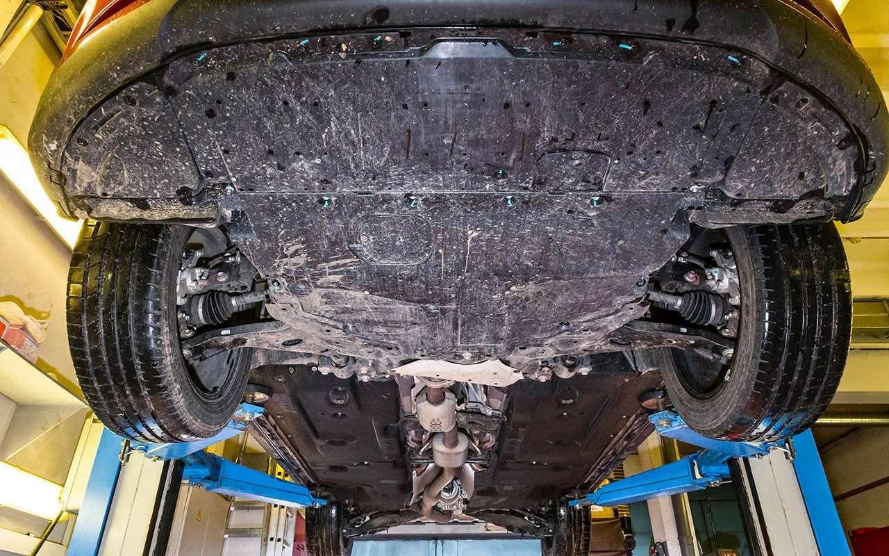 Чейполный привод круче— Ford Kuga или Mazda CX-5?— фото 825755