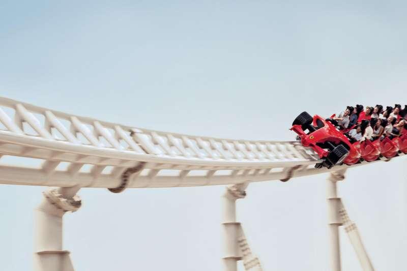 Тематический парк Ferrari World хотят построить вНовой Москве