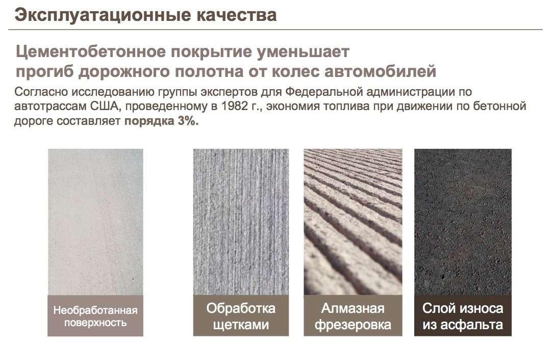 Опять бетонка? Чем цементобетонные дороги лучше асфальтобетонных— фото 740730