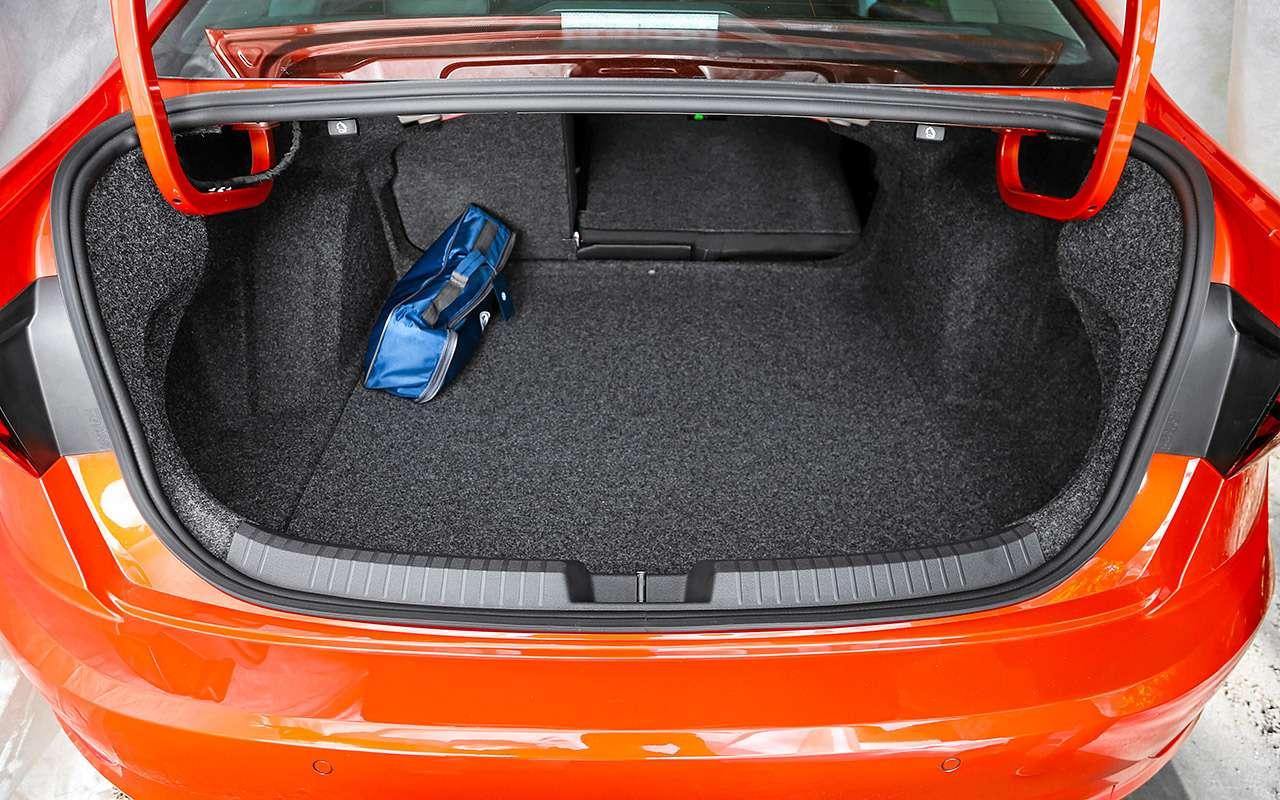 VWJetta, Kia Cerato, Mazda 3— тест-сравнение— фото 1156445