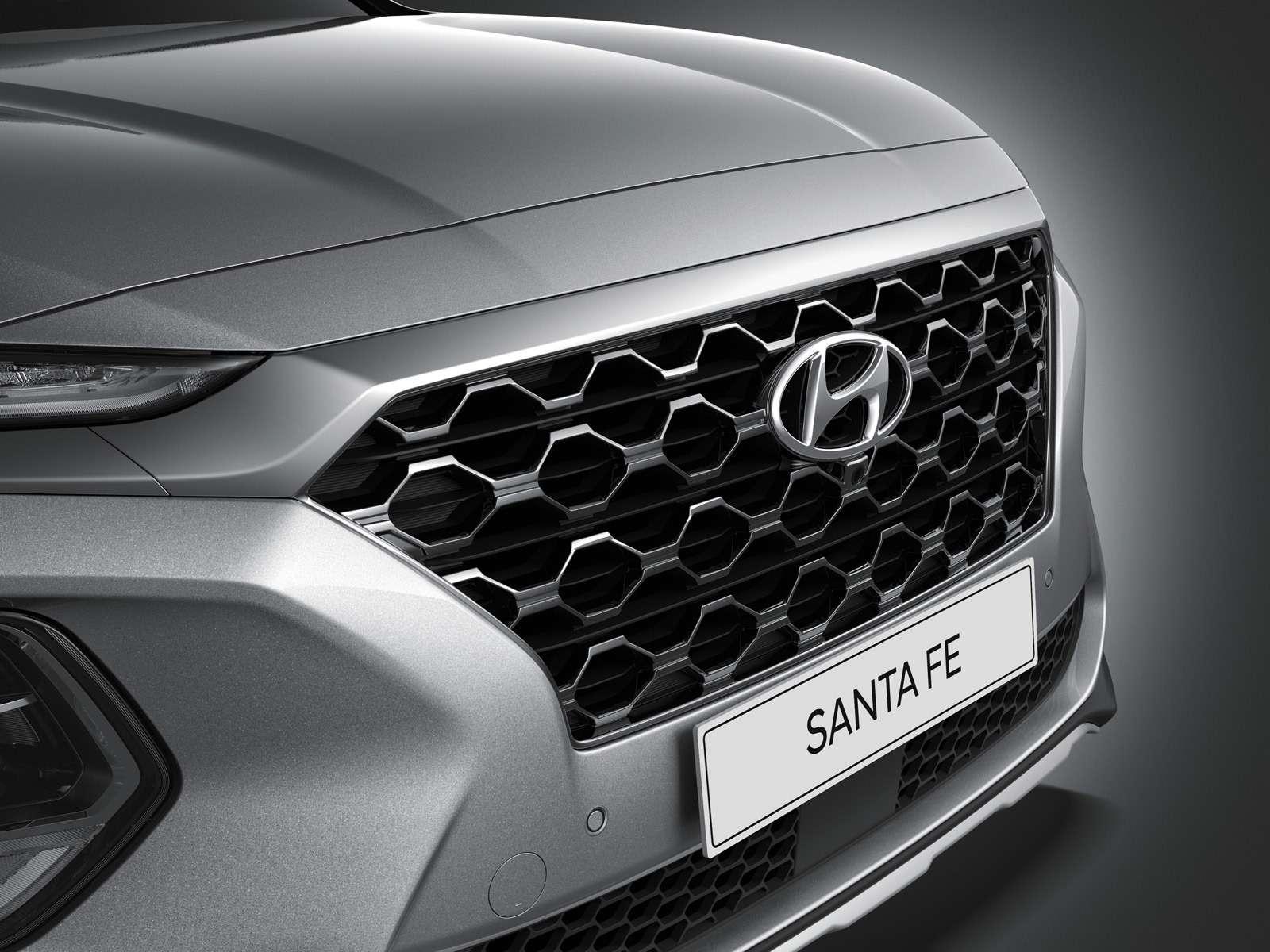 Новый Hyundai Santa Fe: российские цены икомплектации— фото 893453