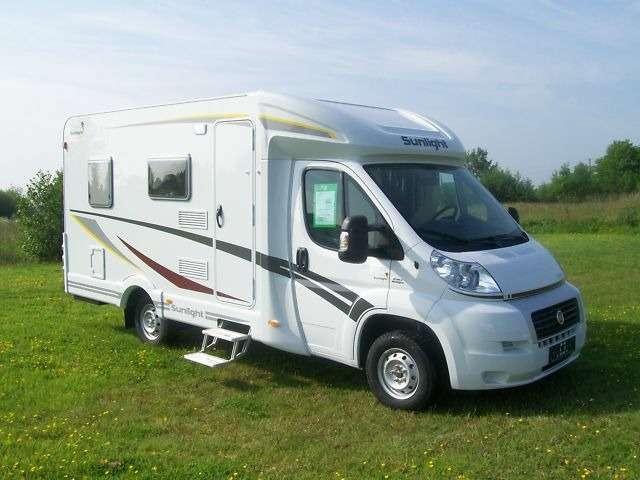 Fiat camper