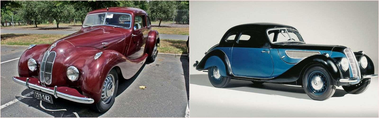 Первые автомобили-клоны: британцы, немцы, шведы...— фото 779919