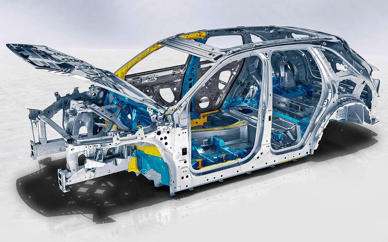 Новый Porsche Cayenne: все самое интересное— внутри— фото 825999