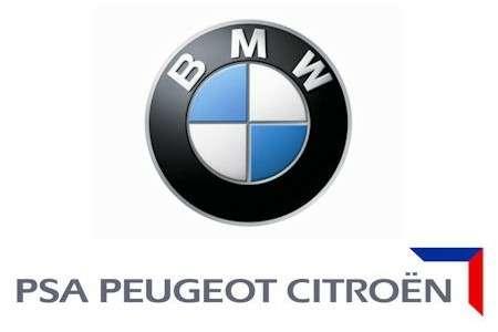 BMWиPSA/Peugeot-Citroen рассмотрят вопрос осотрудничестве вследующем году