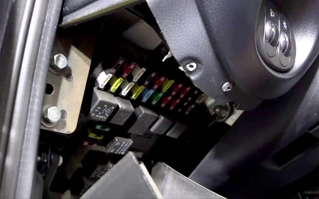 Подержанная Chevrolet Niva— все проблемы ислабости— фото 1144689
