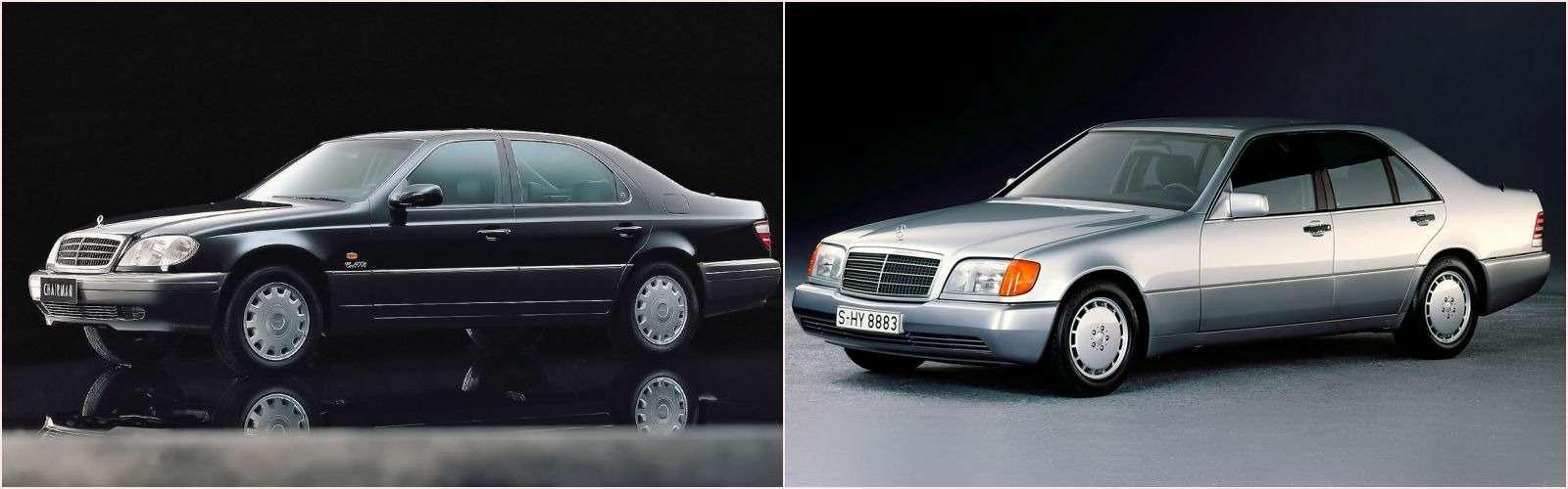 Первые автомобили-клоны: британцы, немцы, шведы...— фото 779917