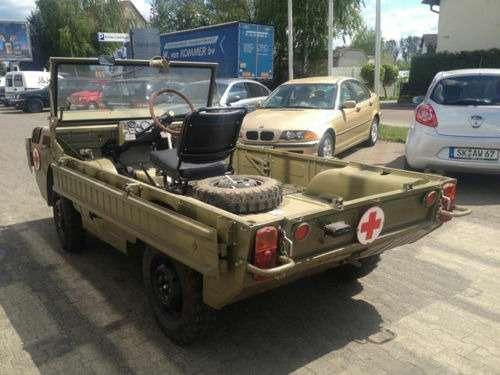 «Почти новый ибез пробега»: вГермании выставили напродажу ЛуАЗ-967— фото 823004