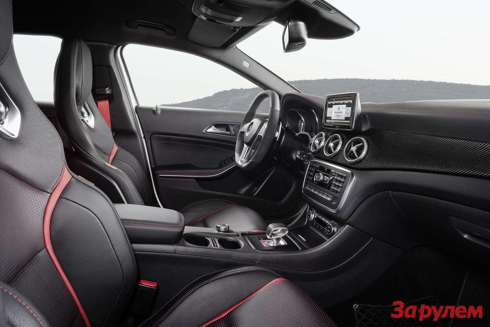 Mercedes-Benz GLA 45AMG