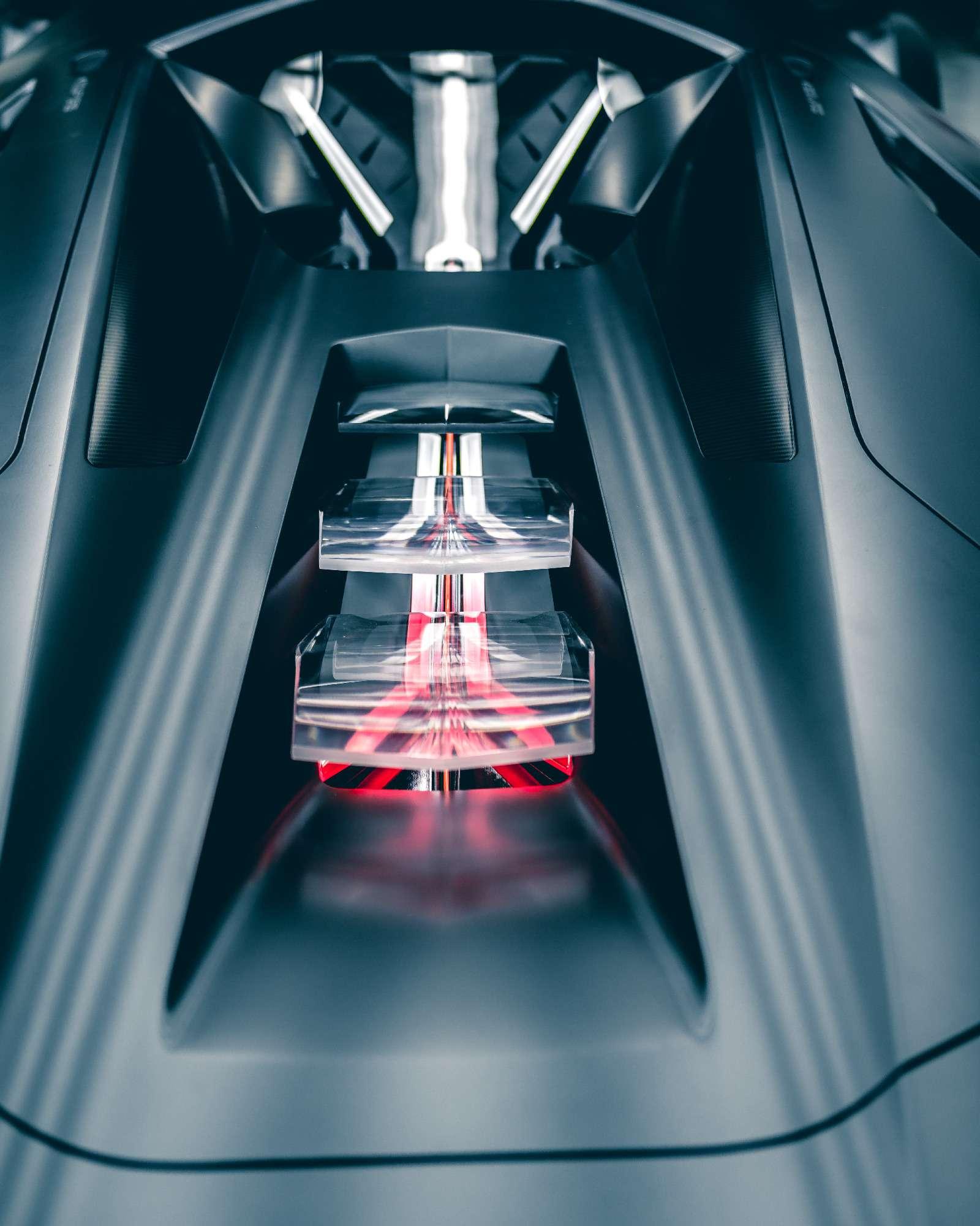 Lamborghini будущего: кузов-батарейка ссамовосстановлением— фото 813916