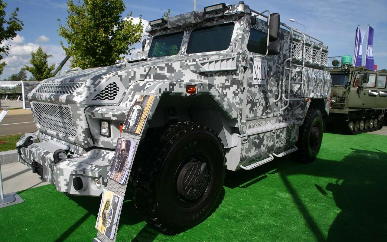 10необычных армейских аппаратов. Сделано вРоссии— фото 1162353